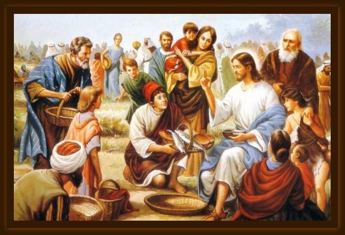 Jesusen justizia soziala