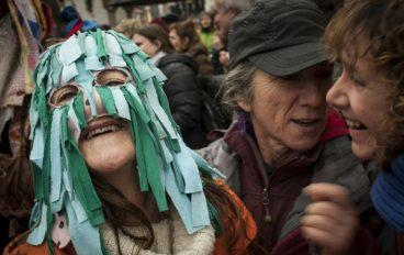 Emakumezkoak Euskal Inauteri Herrikoietan