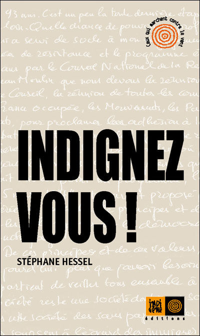 Indigne-vous Stephane Hesselen liburua