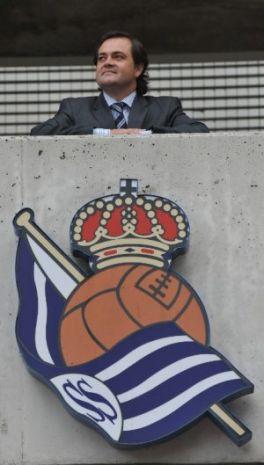 Jokin Aperribai, Realeko presidentea