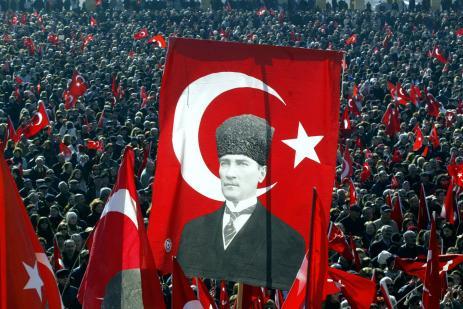 Turkiako konstituzioa aldatzeko erreferenduma