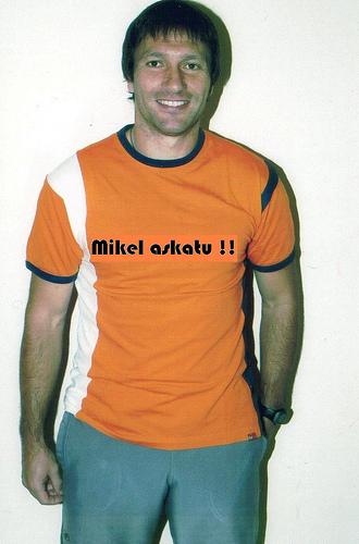 Mikel Almandoz euskal preso politikoa