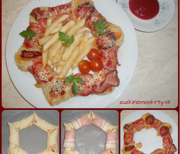 Pizza hviezda