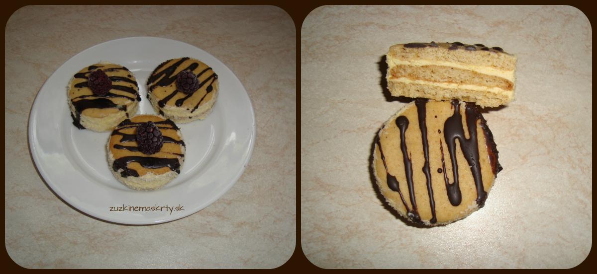 Medové tortičky