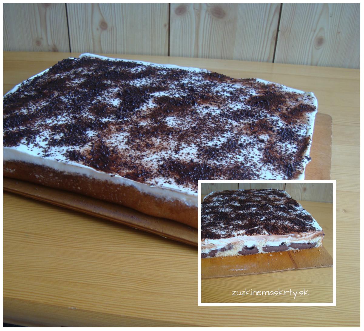 Pudingový koláč II.