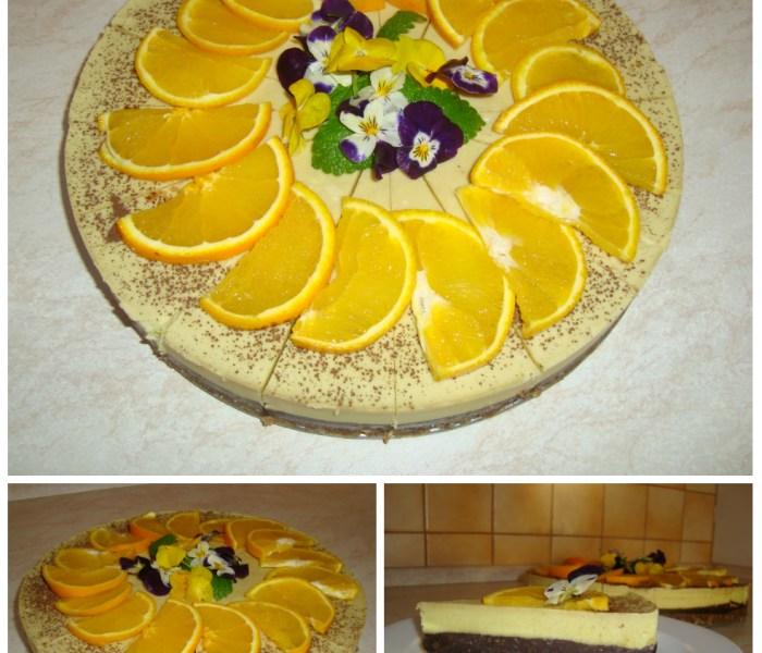 RAW čoko-pomaranč