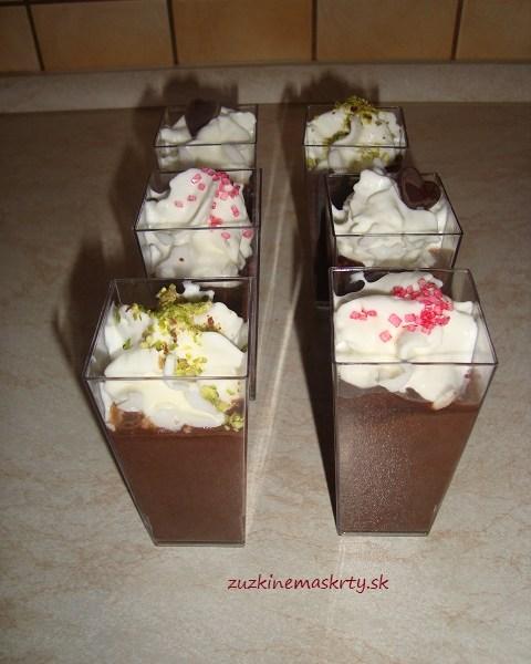 Horúca čokoláda s Nutellou