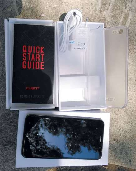 CUBOT NOTE S 5