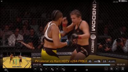 UFC מנגן לא רע