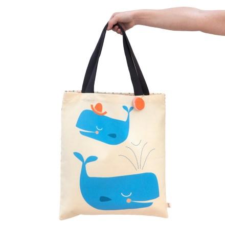 Borsa Zoo-Zoo Balene