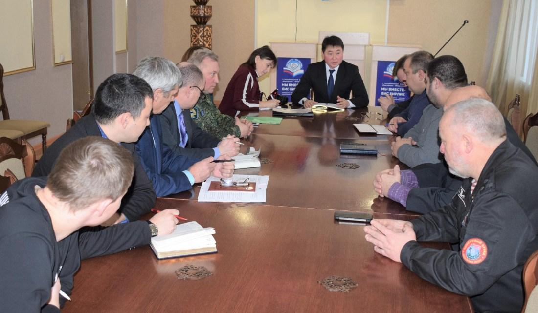 Ассоциация военно-патриотического воспитания создана в Республике Алтай