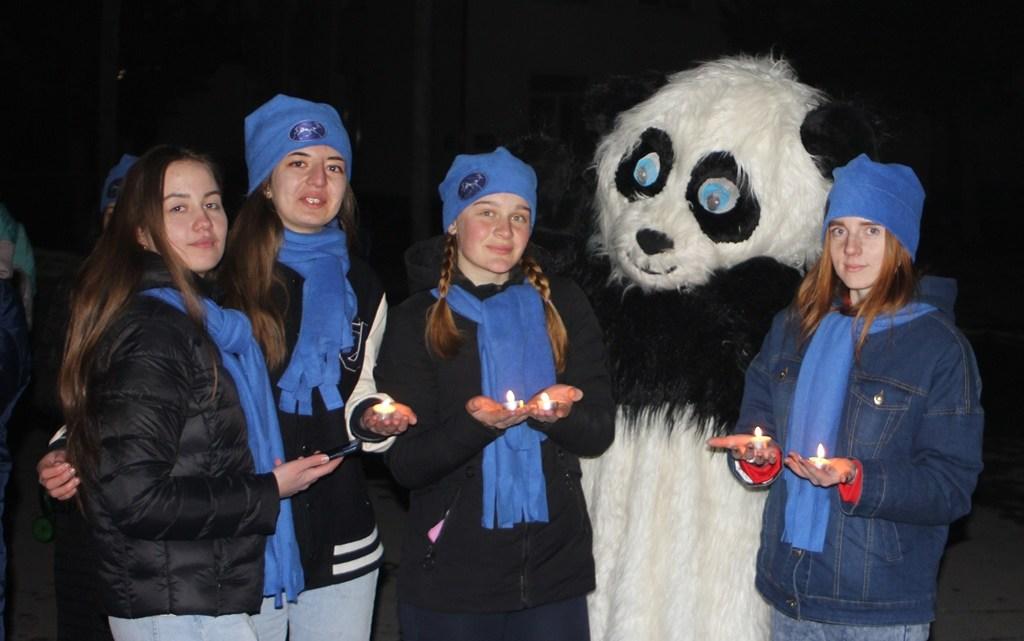 В «Час Земли» в Усть-Коксинском районе «Отвечали за природу»