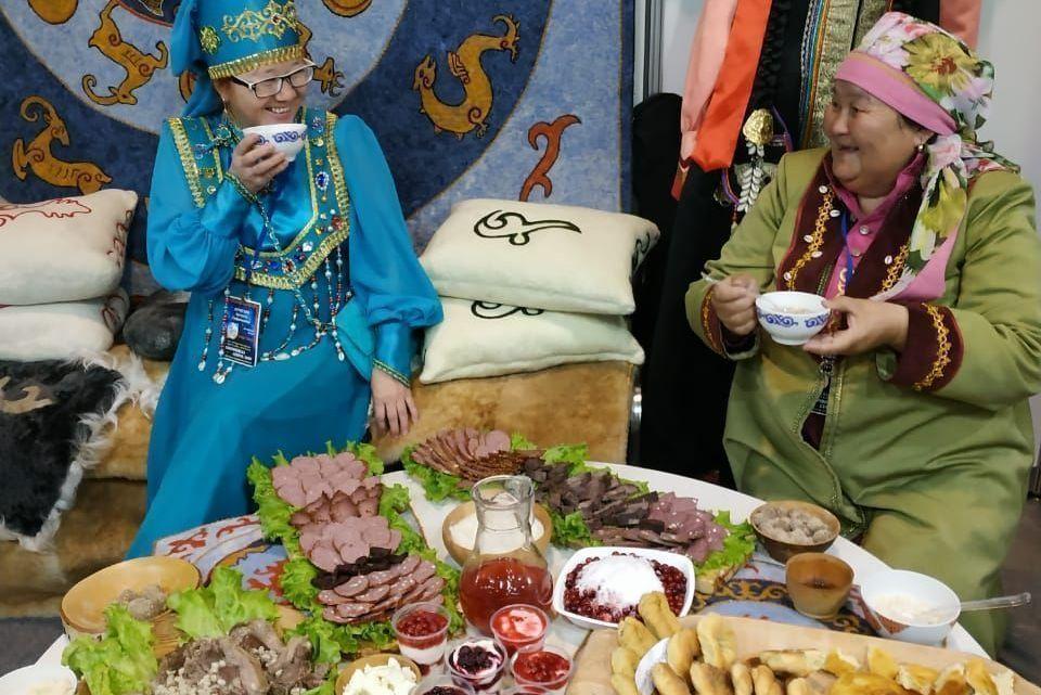 В Москве прошла презентация челканской кухни