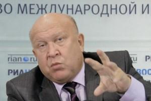 Губернатор Нижегородской области В.Шанцев в агентстве РИА Новости