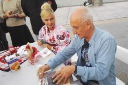 Denisa Ogino a Jozef Banáš