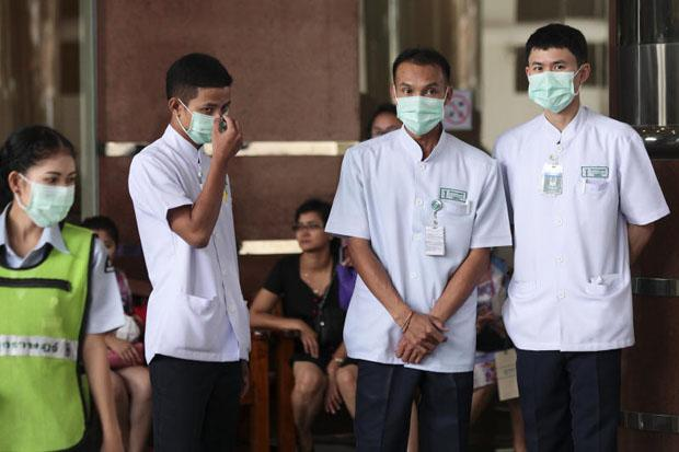 Private hospitals instructed that all foreigners wanting to come to Thailand for medical procedures first be tested for Mers, and be rejected if infected
