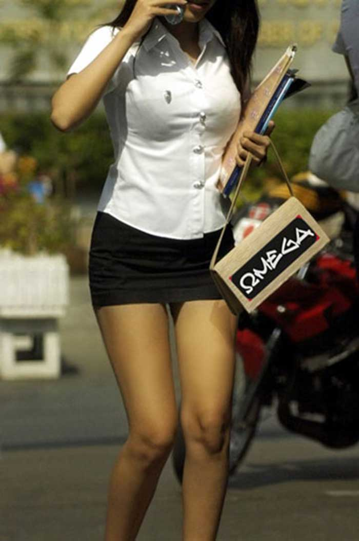 Thai University Uniform Is The Sexiest In The World -7324