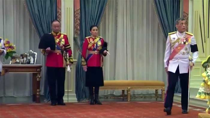 suthida-in-the-ceremonial-uniform-of-the-kings-guard