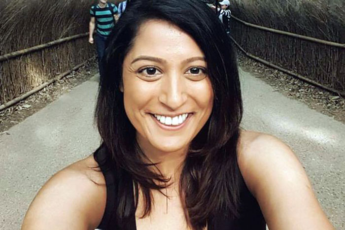 Bhavita Patel, 33, was critically injured on January 20th and her family turned off her life support last night