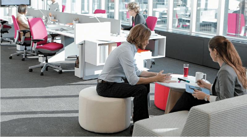 Steelcase office furnishings