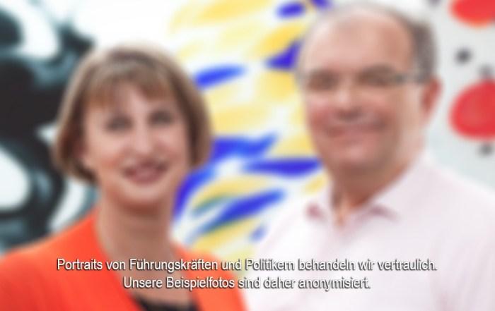 Business-Doppelportrait Amberg
