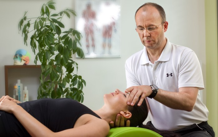 Imagefotos Physiotherapie