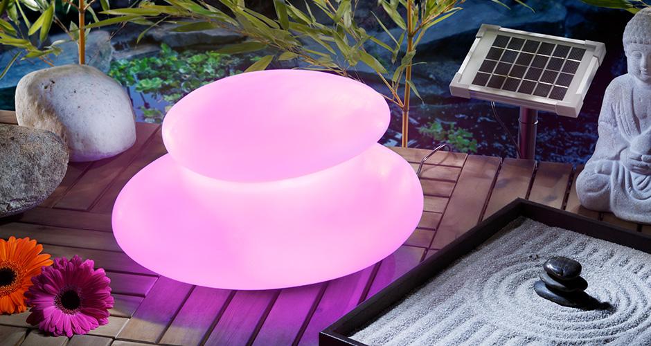 Produktfotografie LED-Dekoleuchte
