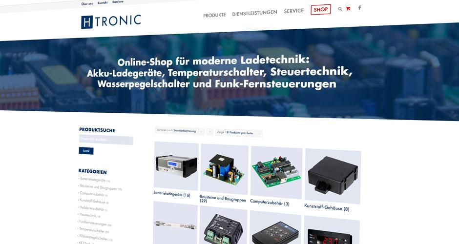 Onlineshop Design Agentur aus Amberg