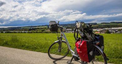 Gepäck-Tipp für die Radrunde Allgäu