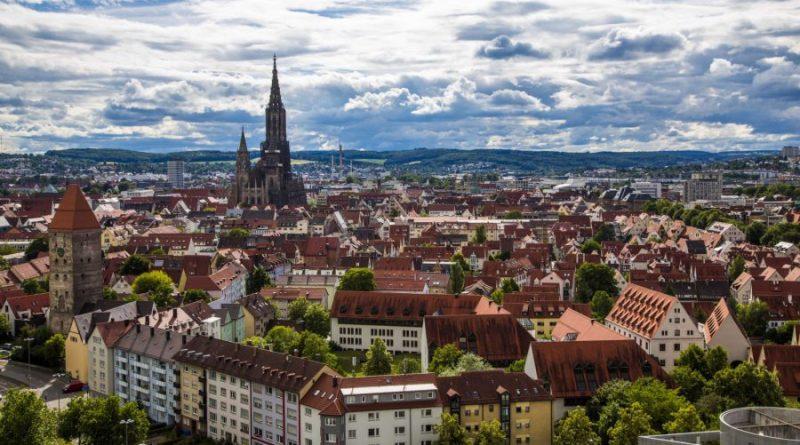 Ulm - panorama