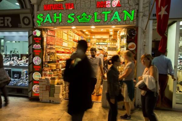 Tipps für Istanbul - Basar