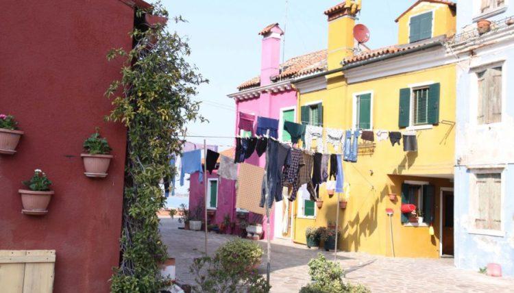 Auf Burano ist das Leben noch echt.