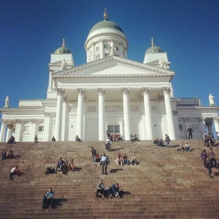 Helsinki Kathedrale