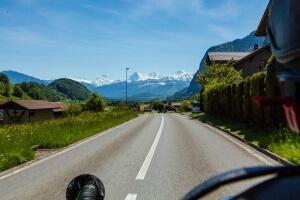 Grand Tour of Switzerland - Strecke