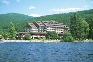 Gewinnspiel - Maritim Hotel Titisee - Außenansicht