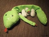 Schlangenfamilie