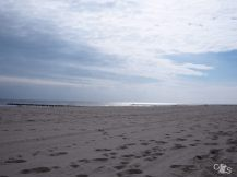 Der Strand am Zeltplatz