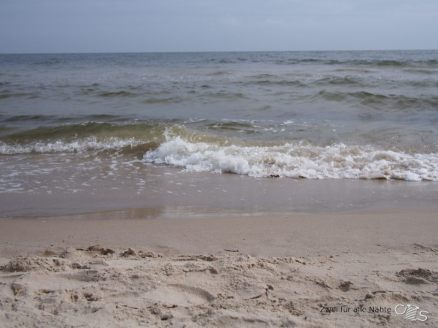 Leichte Wellen