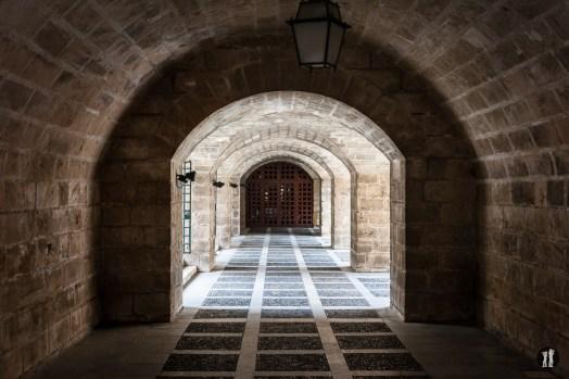 Palma de Mallorca - L'Almudaina Katakomben