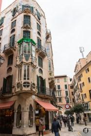 Palma de Mallorca - Fassade