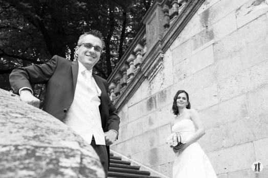 Hochzeit - Brautpaar