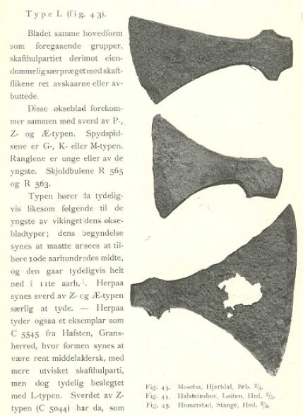 ascia danese