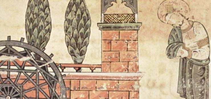 La rivoluzione agricola araba mito o realt zhistorica for Tecniche di irrigazione