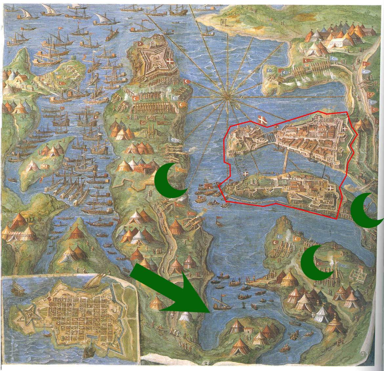 assedio malta luglio 1565