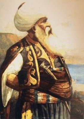Mustafà Pascià aveva 65 anni quando iniziò l'Assedio di Malta.