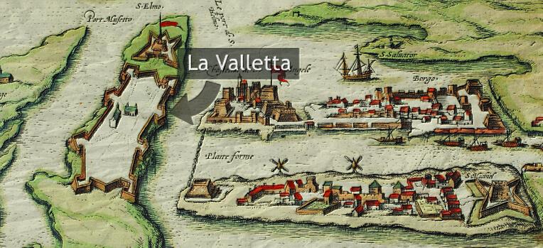 malta 1566