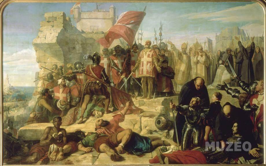 La fine del Grande Assedio del 1565