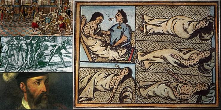 Il Ruolo delle Malattie nella Conquista delle Americhe: un Modello  Culturale - Zhistorica