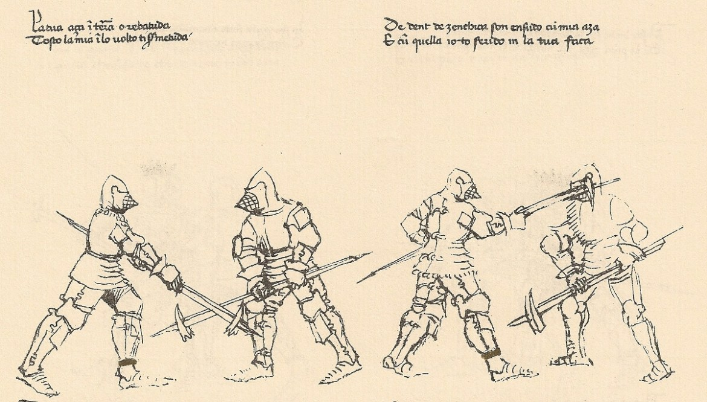 scherma storica flos duellatorum
