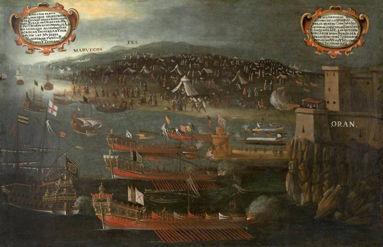 Assedio di Oran